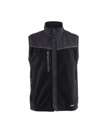 Winddicht fleece vest